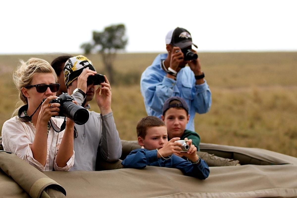 Life Nature Safaris Happy Family Safaris