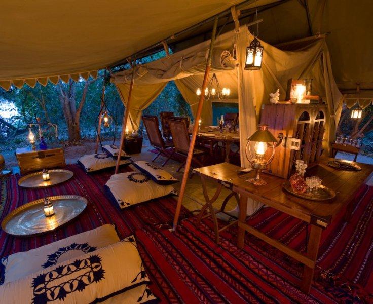 Life Nature Safaris Accomodation
